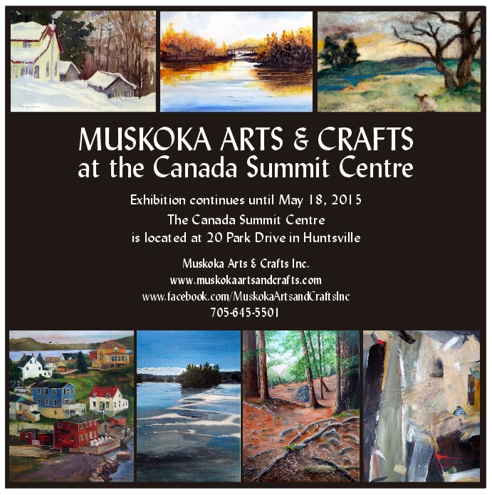 Muskoka Arts And Crafts Show